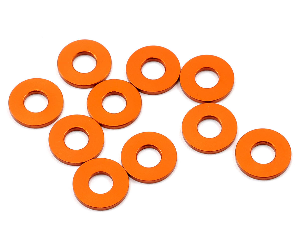 Serpent 4x9.5x1mm Aluminum Shim (10)