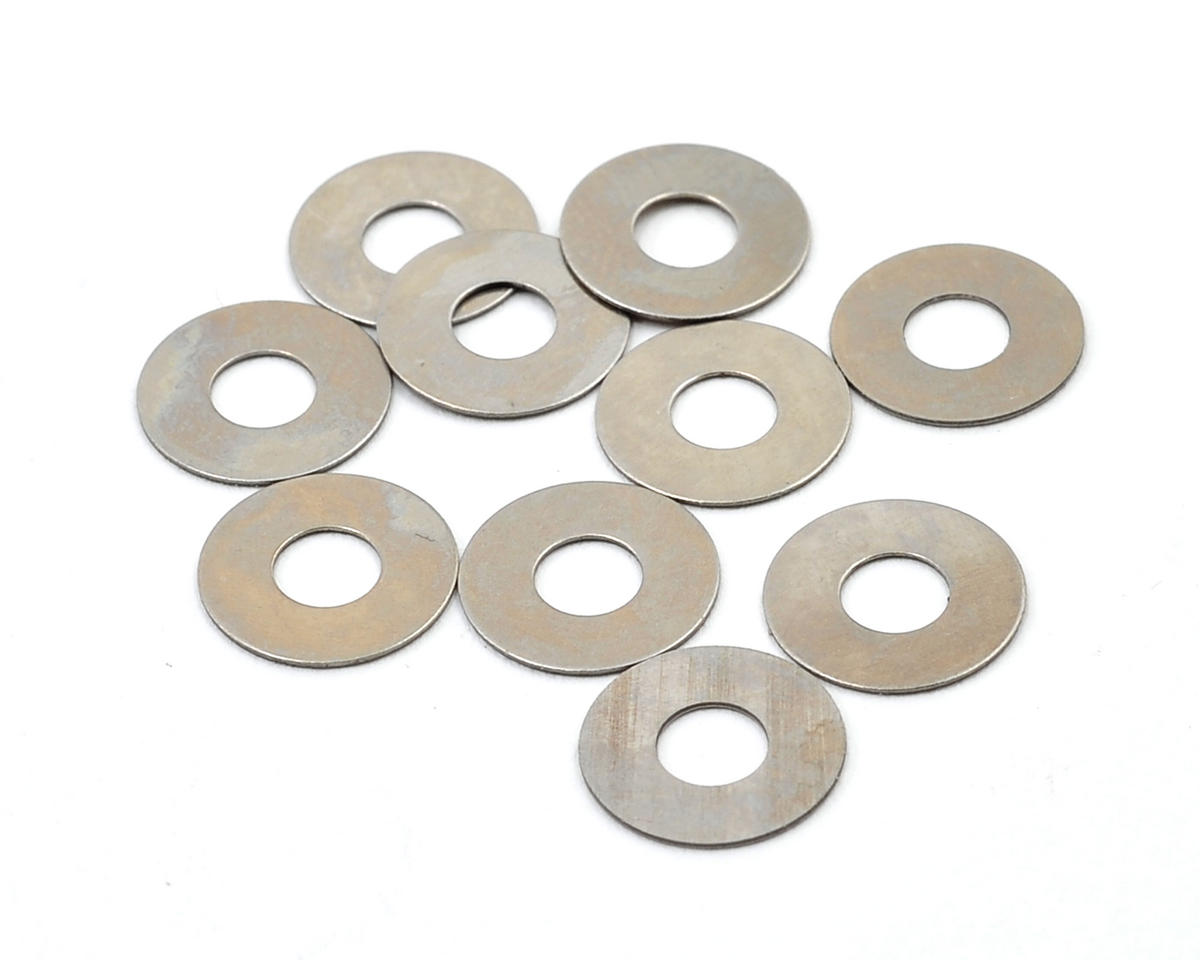 4x10x0.3mm Shim (10) by Serpent