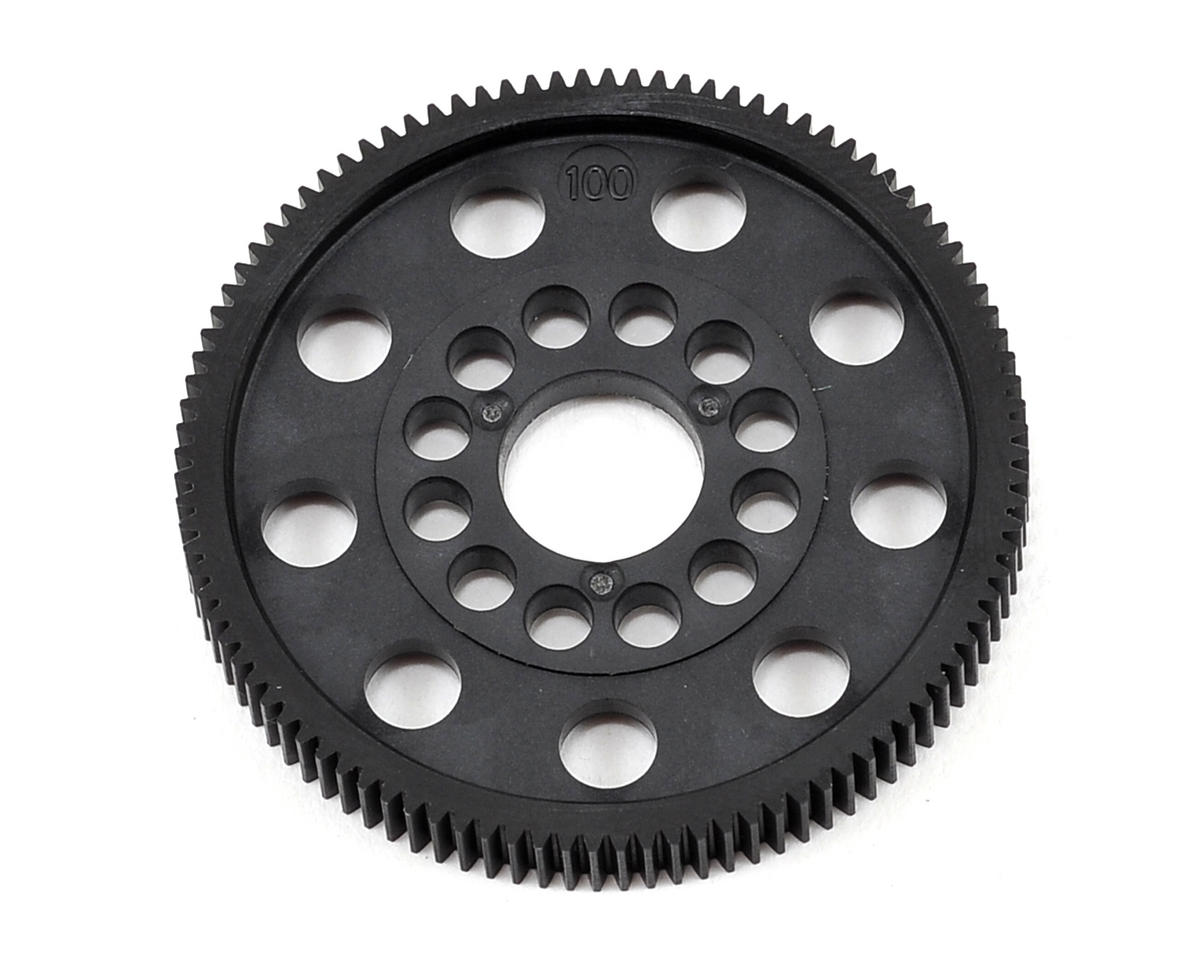 64P Spur Gear (100T) by Serpent