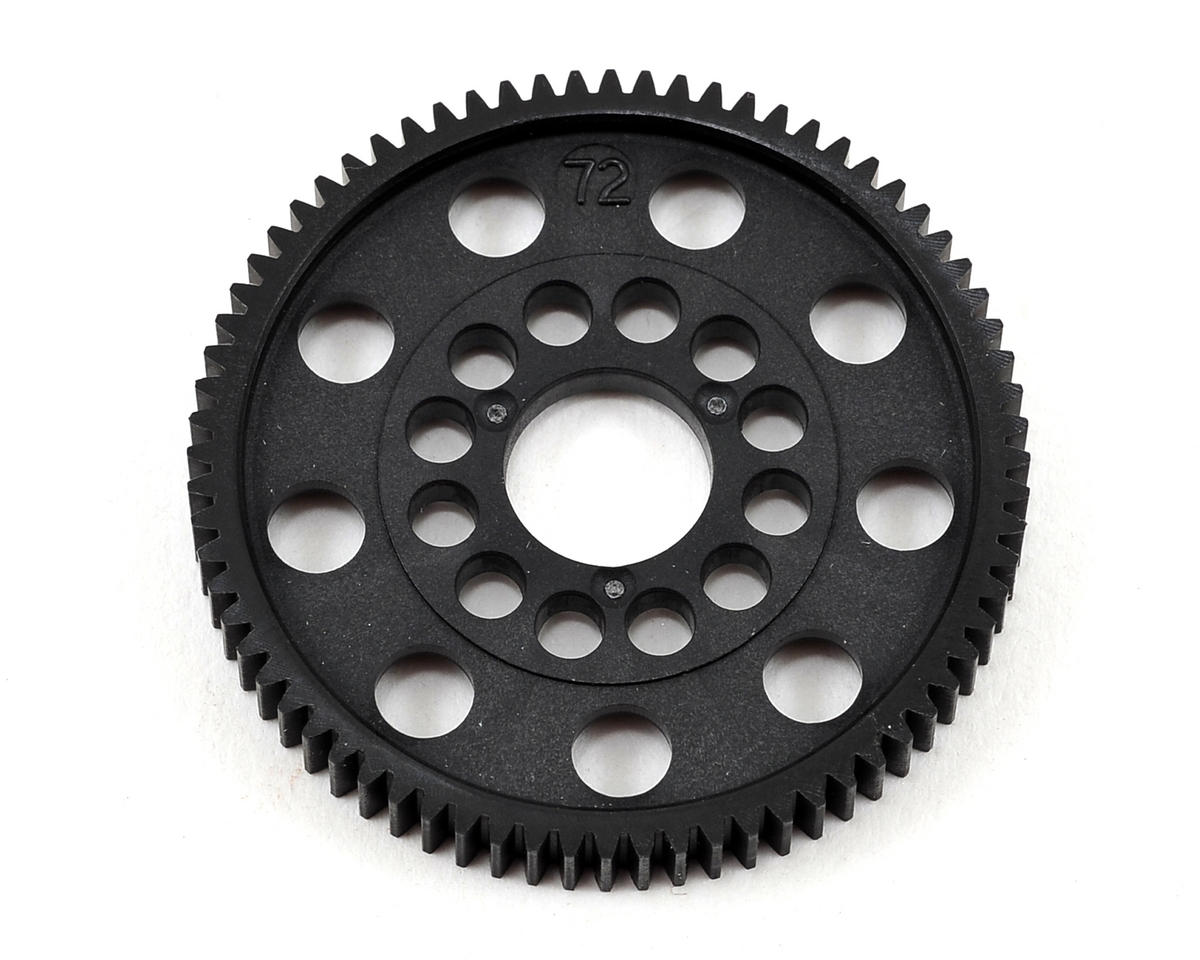48P Spur Gear (72T) by Serpent