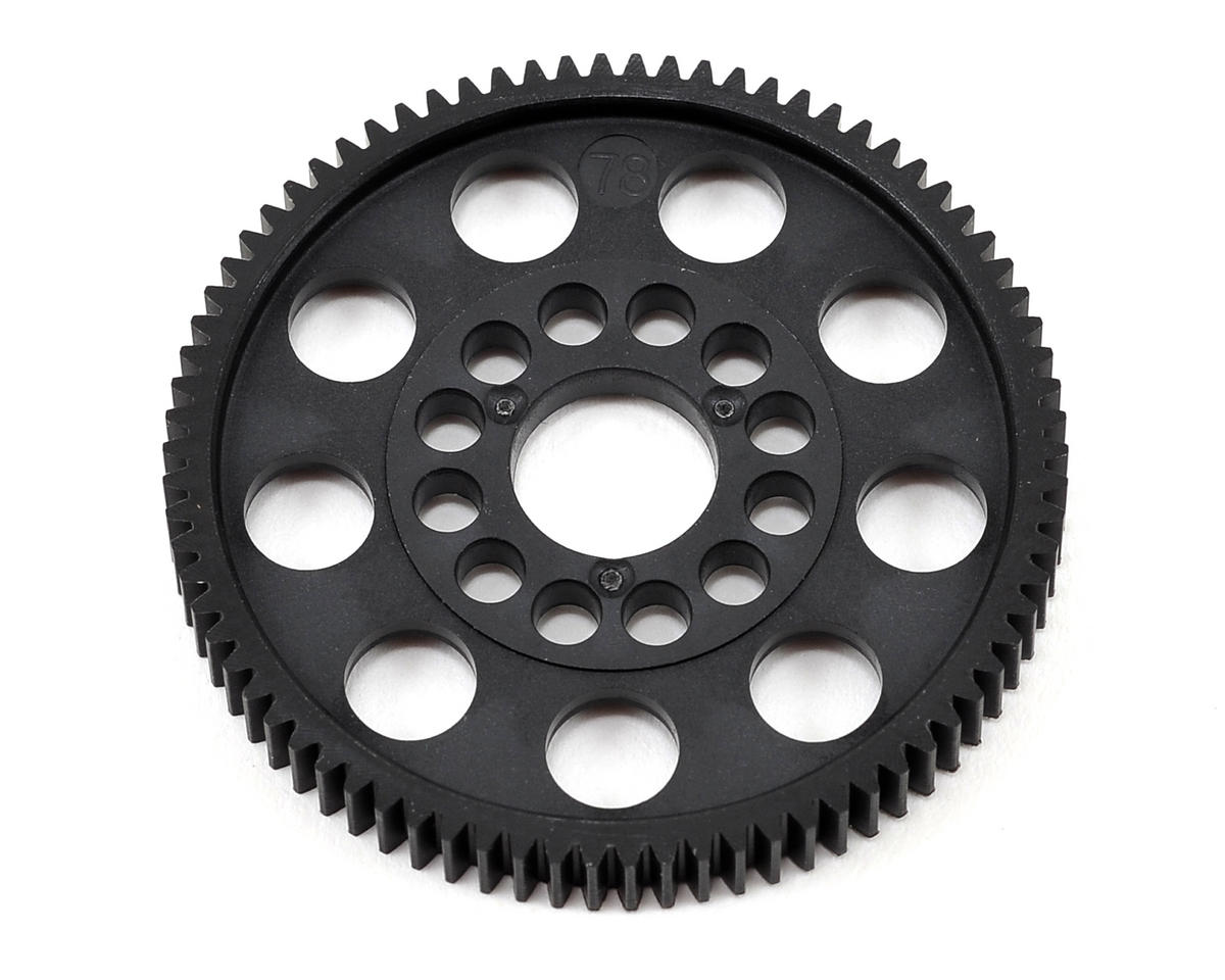 48P Spur Gear (78T) by Serpent