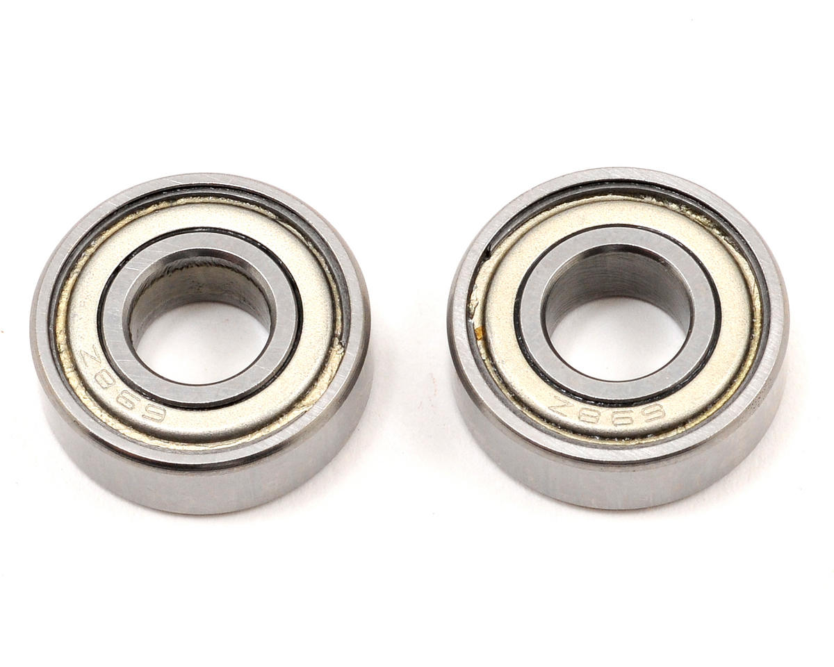 Serpent 8x19x6mm SS Bearing (2)