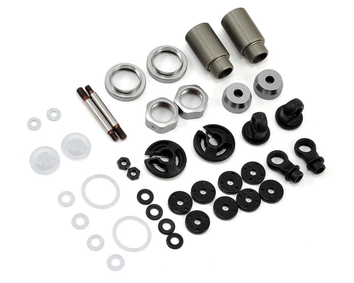 Serpent 966 Short RCM On-Road Shock Set (2)