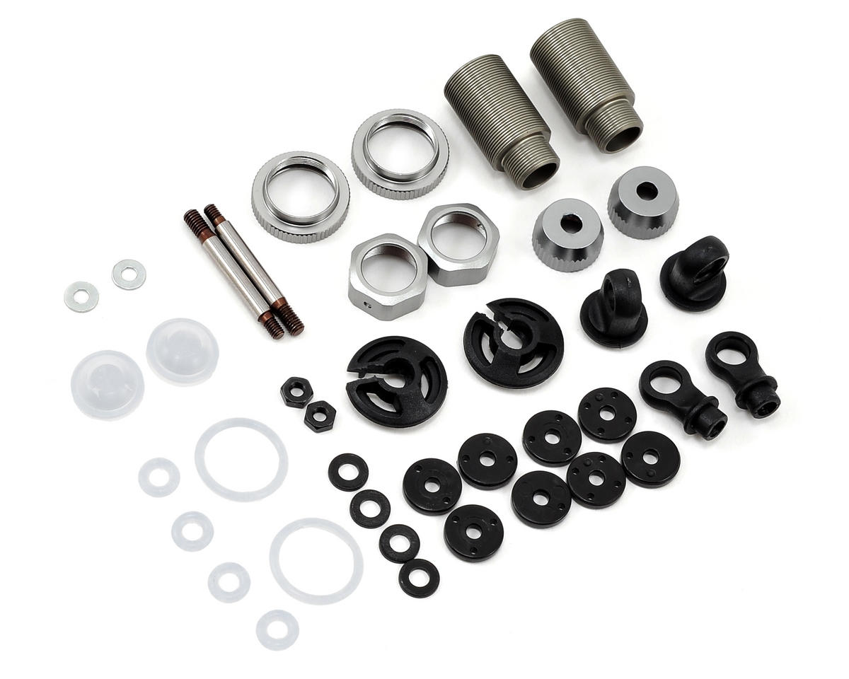 Short RCM On-Road Shock Set (2) by Serpent