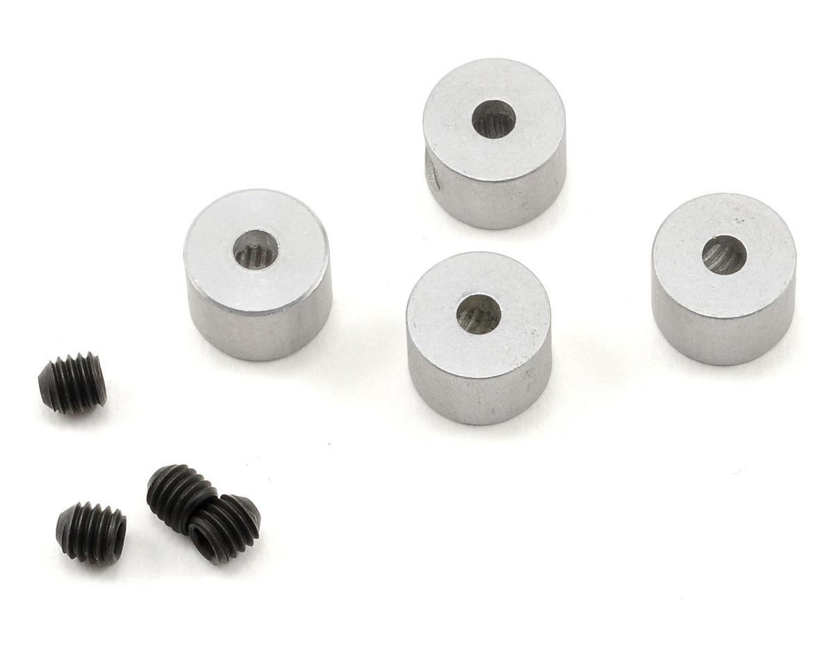 Serpent Aluminum 2.1mm Collar Set (4)