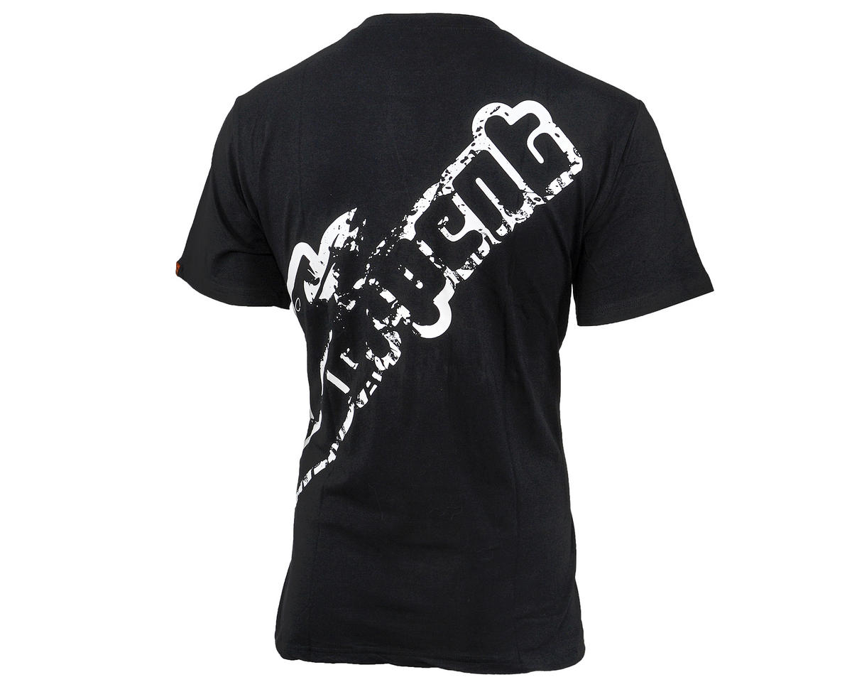 Serpent Splash T-Shirt (Black) (XL)