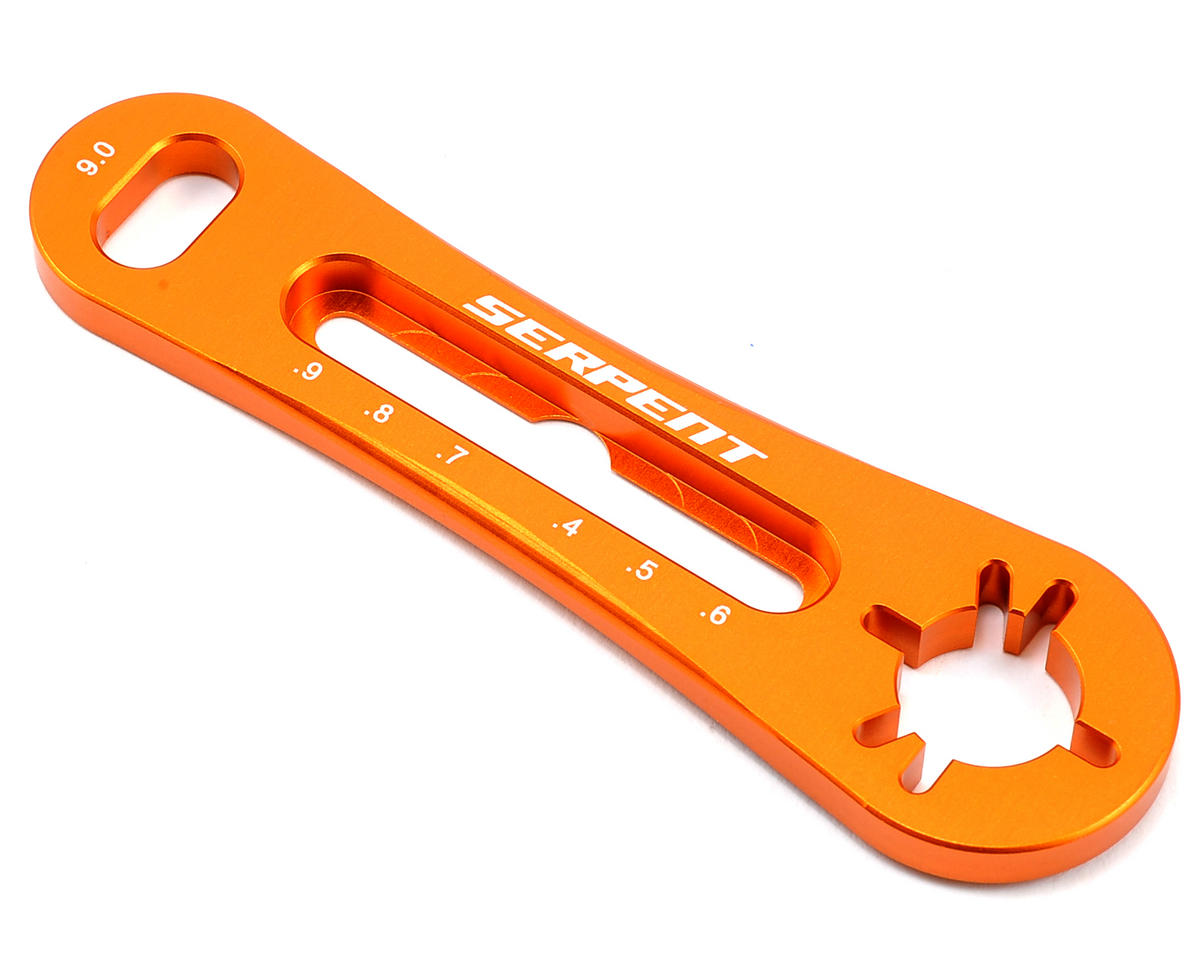 Serpent Flywheel Wrench