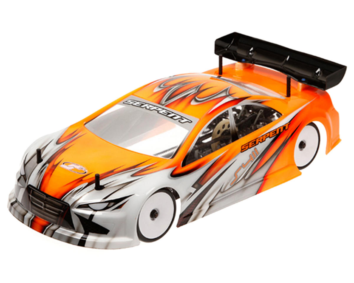 Serpent S411 ERYX 4.0 Electric Touring Car Kit