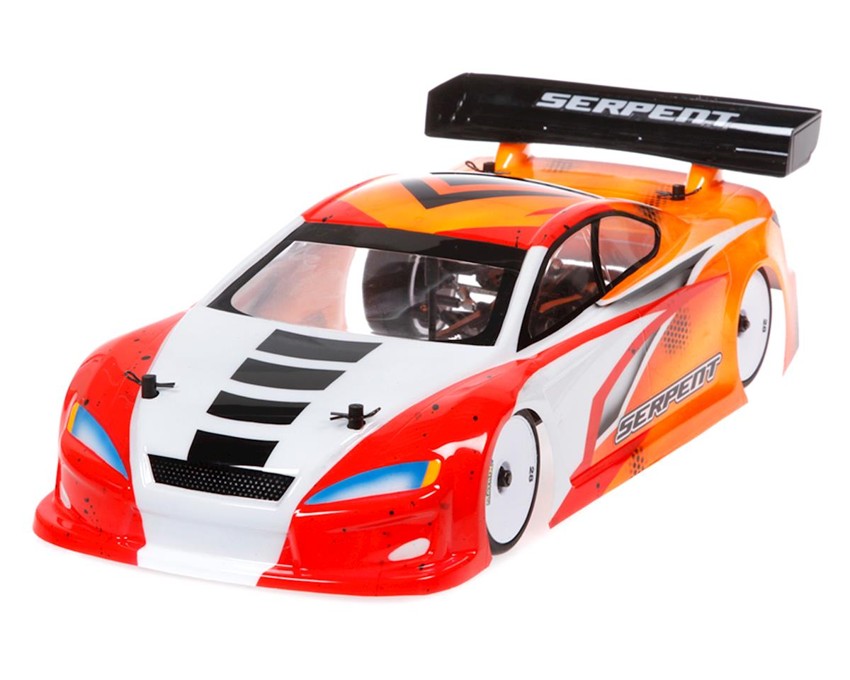 Serpent Project 4X 1/10 Electric Touring Car Kit