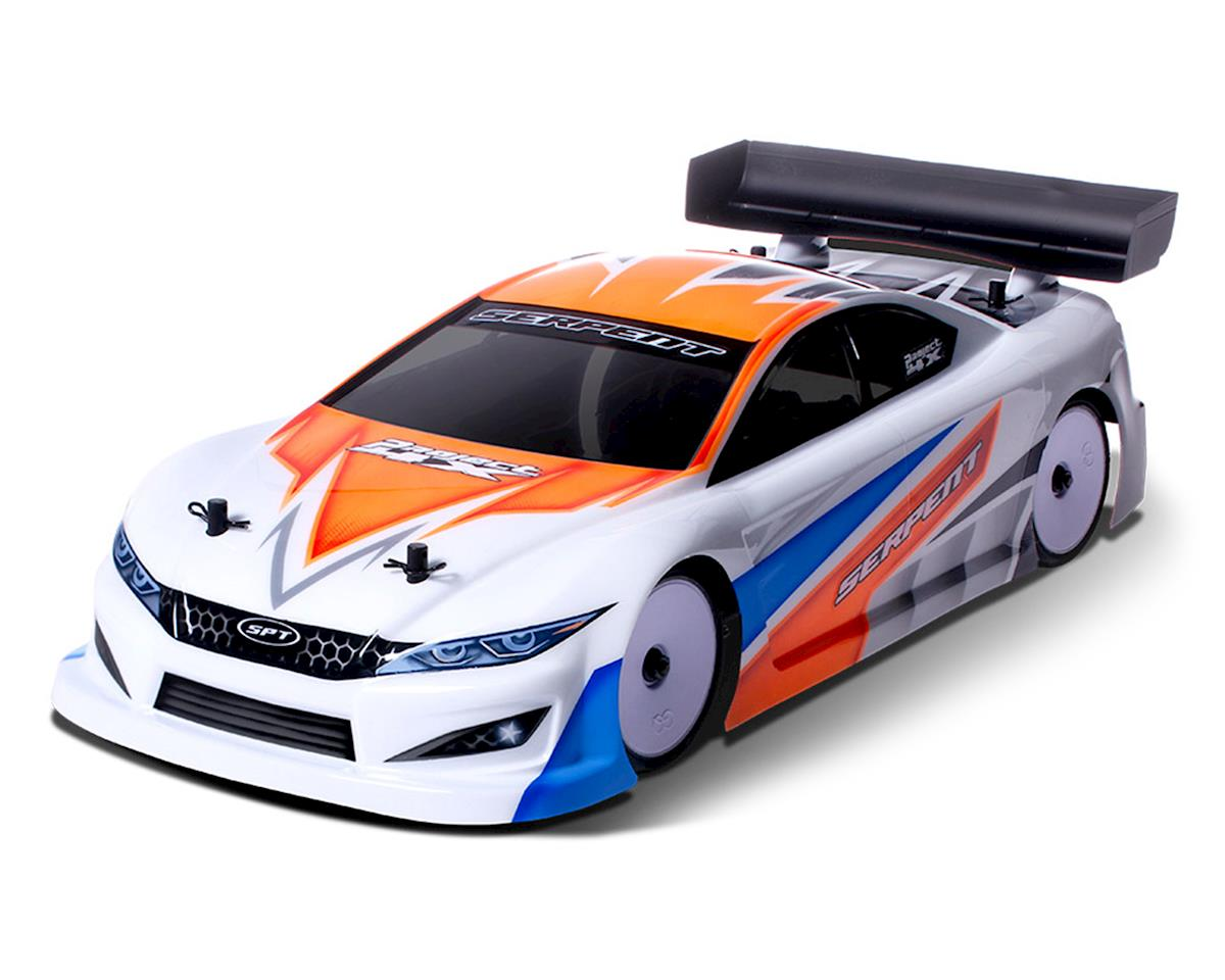 Project 4X EVO 1/10 Electric Touring Car Kit by Serpent