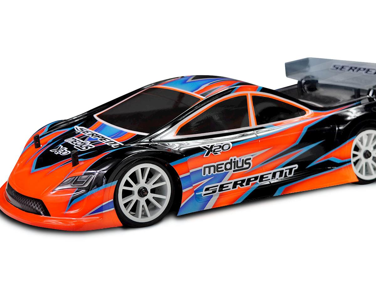 Serpent Medius X20 1/10 Electric Touring Car Kit