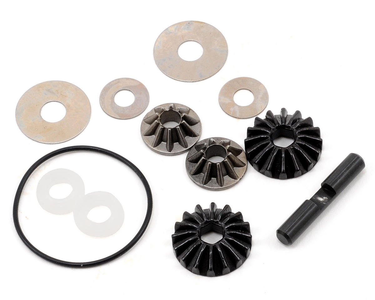 Serpent S411 Gear Differential Revision Set