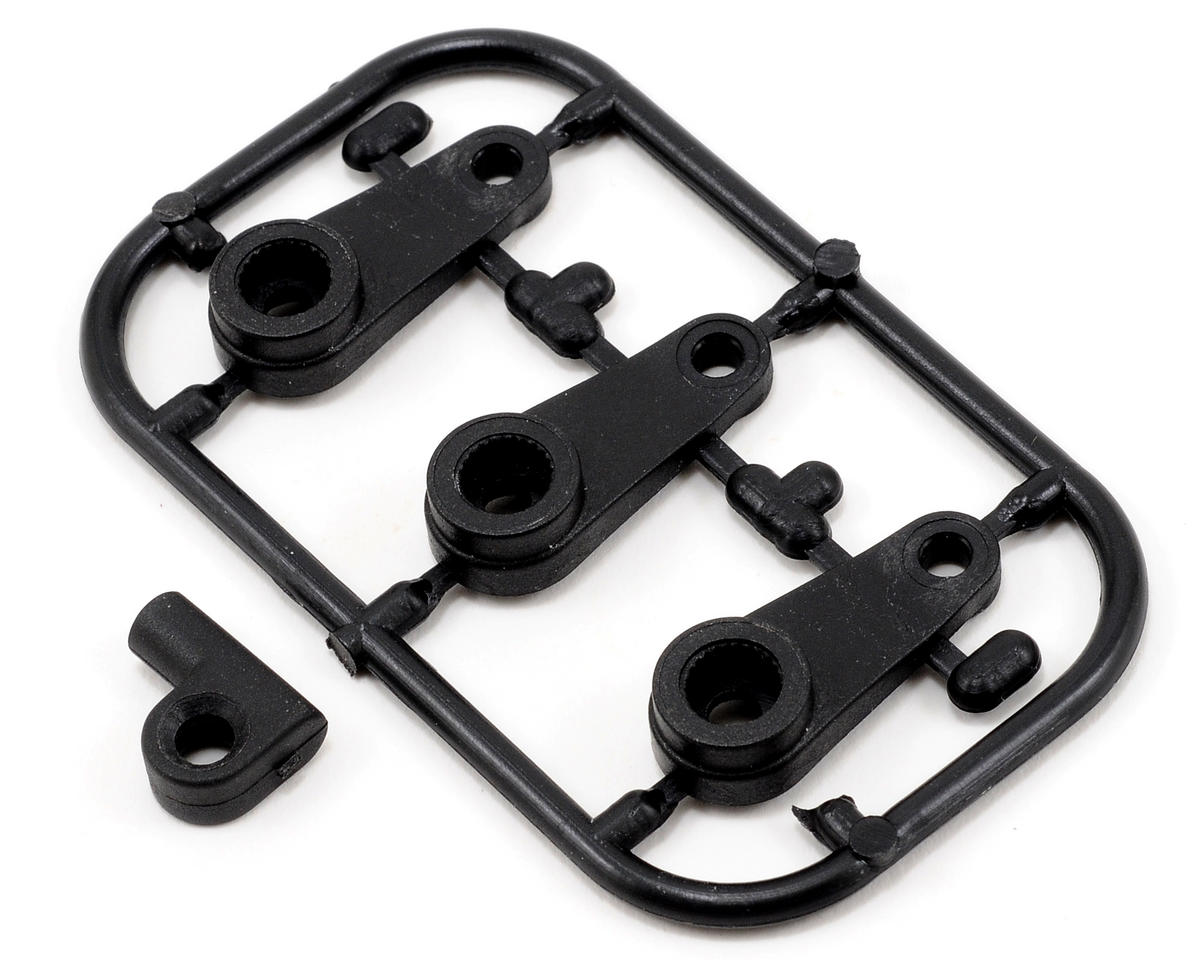 Serpent S411 Servo Horn Set (4)