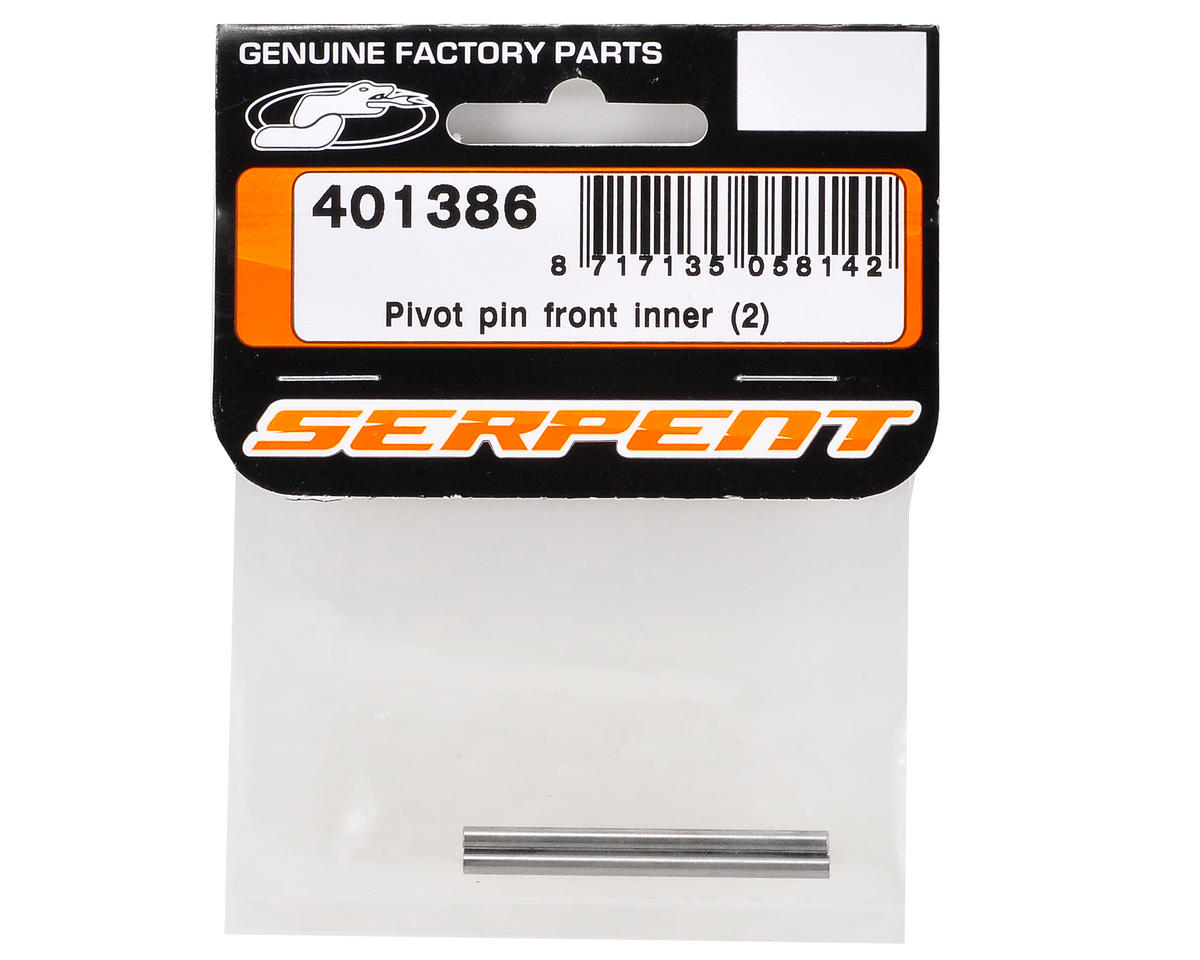 Serpent Front Inner Hinge Pin Set (2)