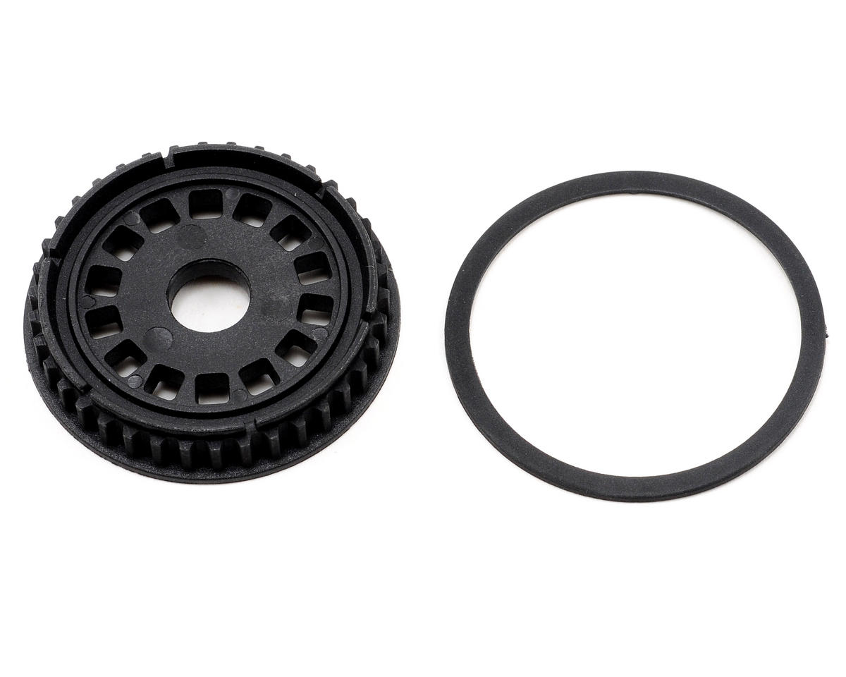 Serpent Ball Differential Pulley (38T)