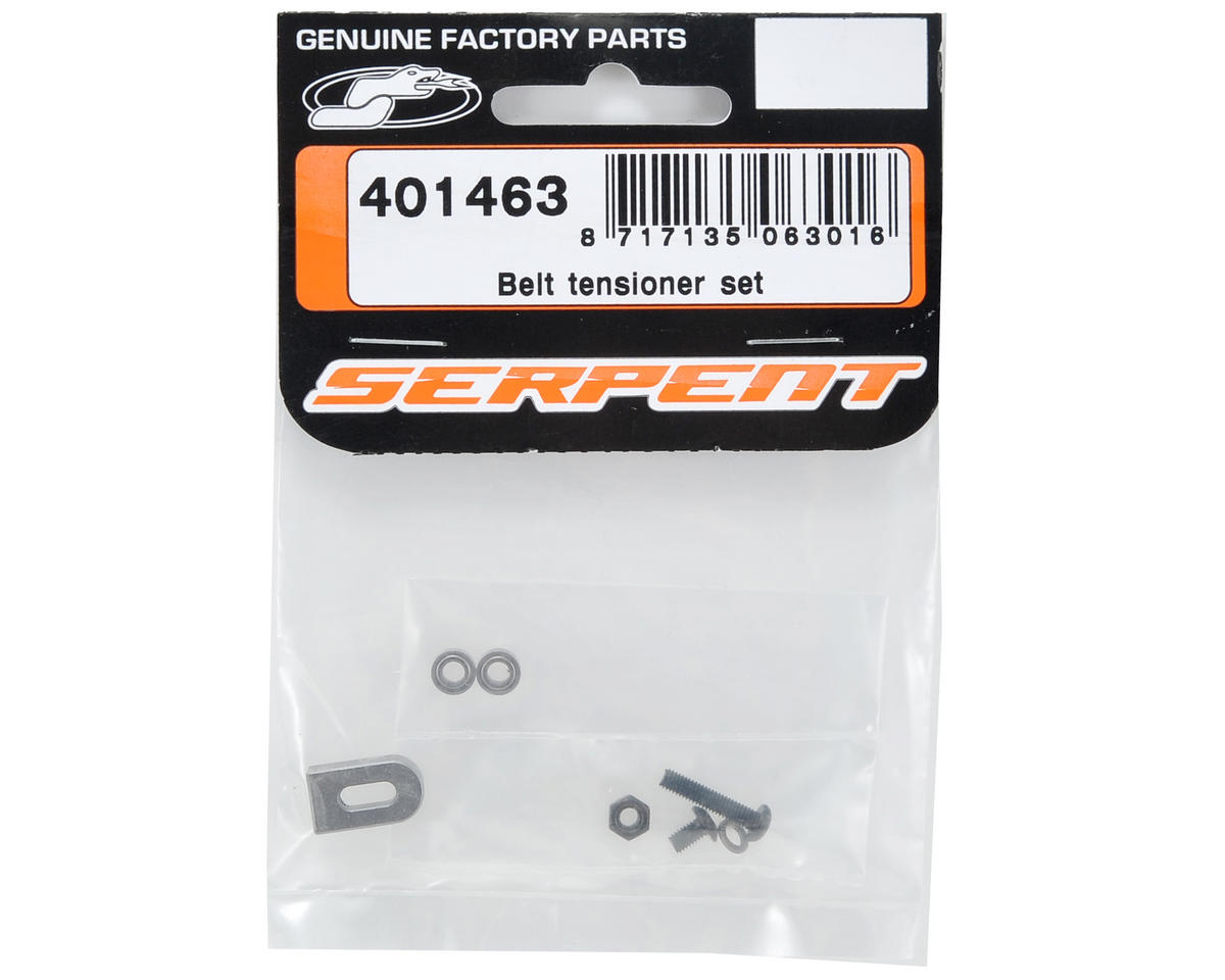 Serpent Aluminum Belt Tensioner Set