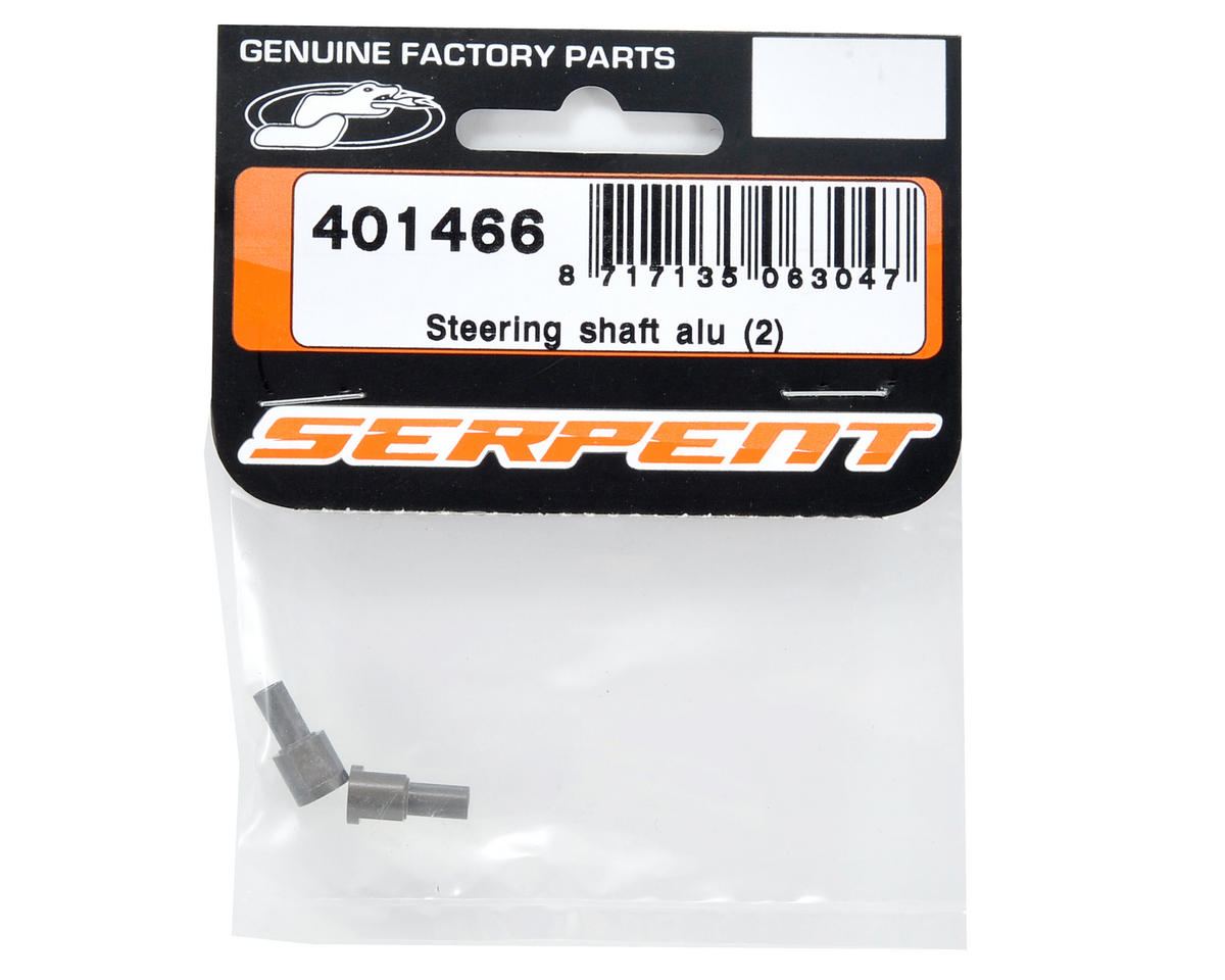 Serpent Aluminum Steering Shaft Set (2)