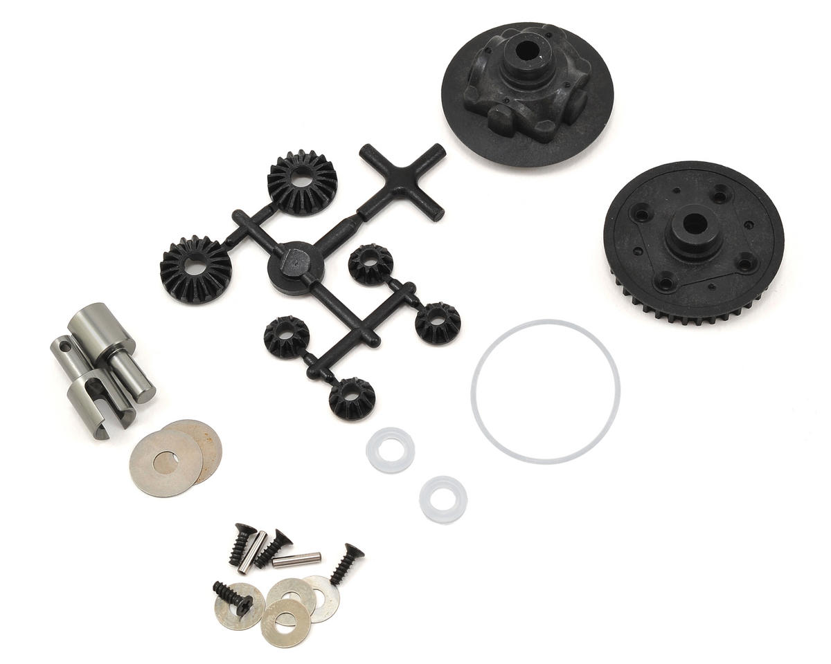 Serpent S411 Composite V2 Gear Differential