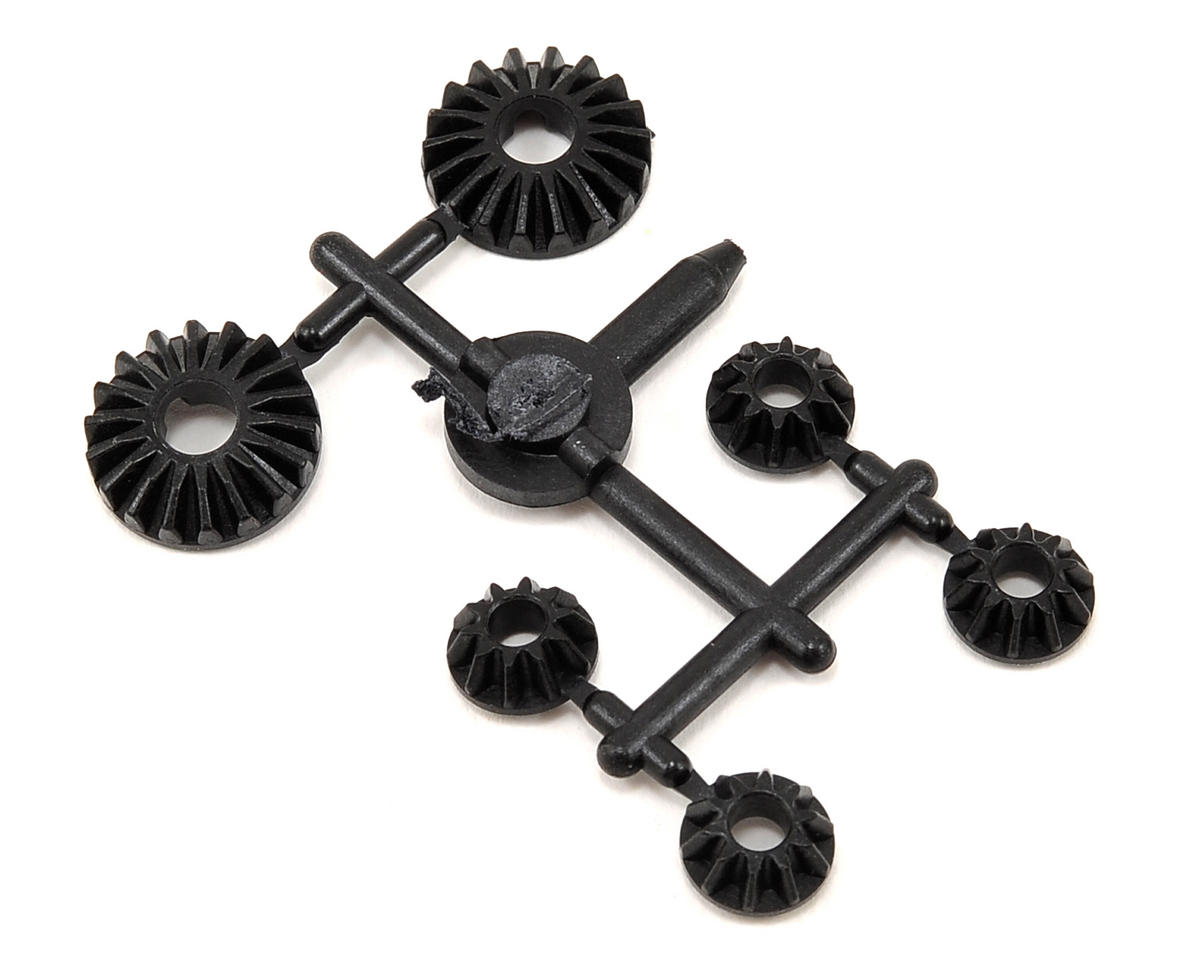 V2 Differential Composite Gear Set by Serpent