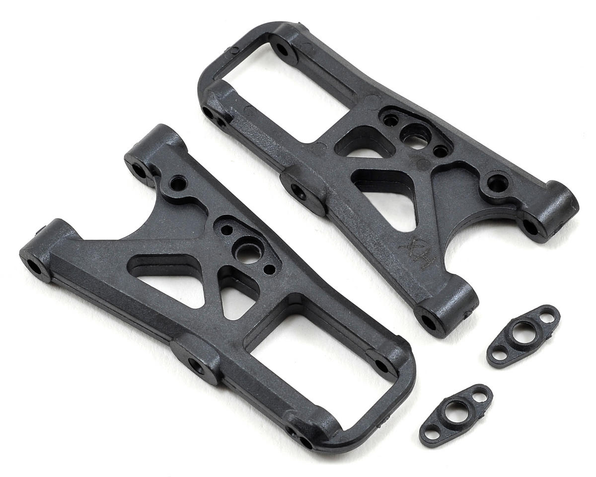 Serpent V2 Front Lower Wishbone (X-Hard) (2)