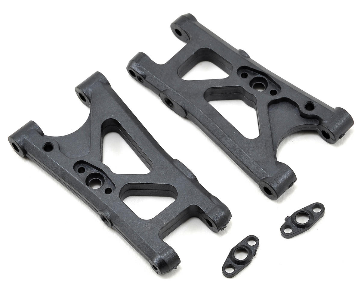 Serpent V2 Rear Lower Wishbone (X-Hard) (2)