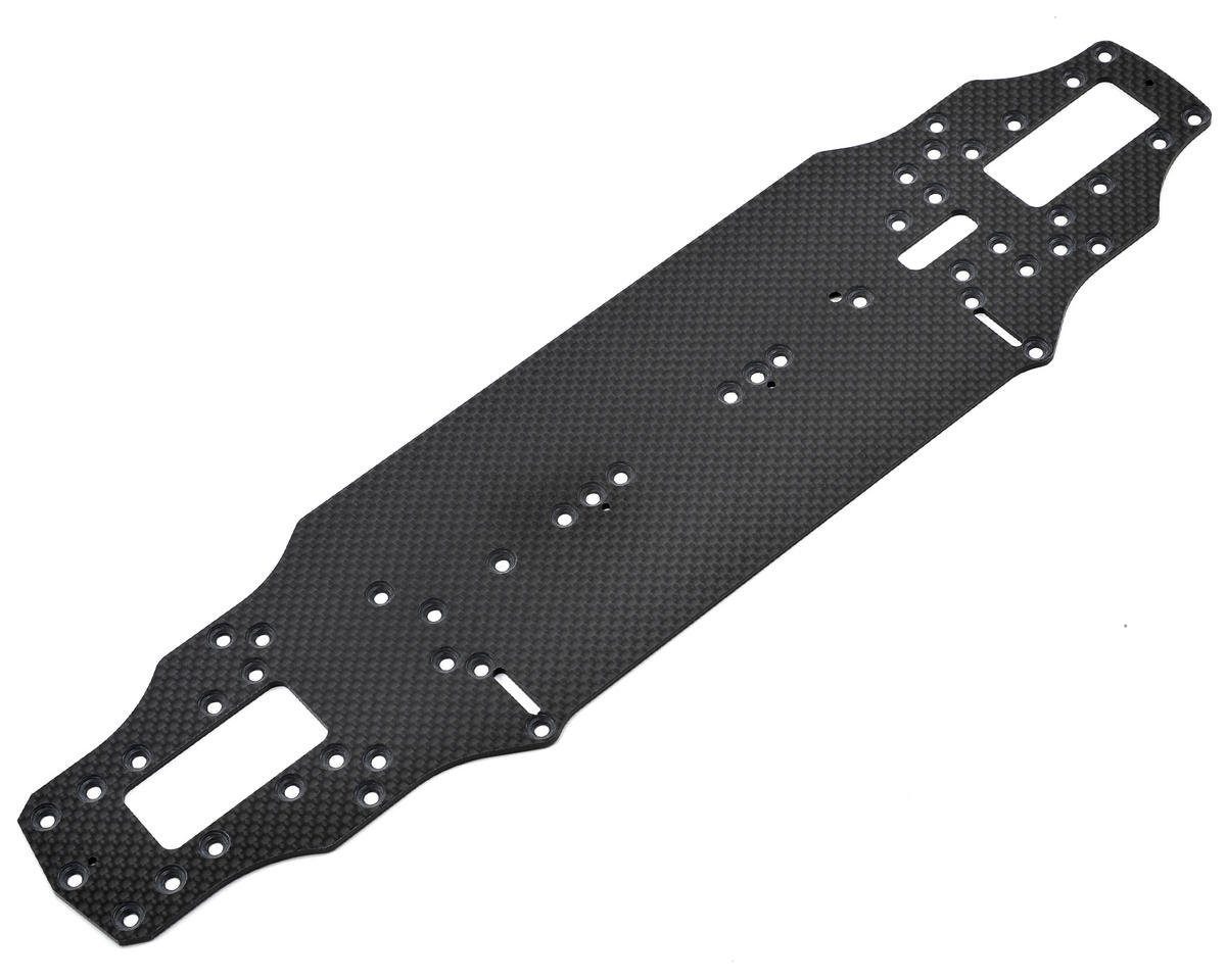 Serpent S411 4.0 2.0mm Carbon Chassis