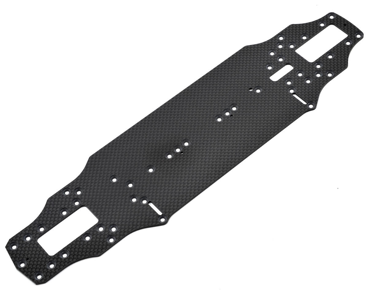 Serpent S411 4.0 Eryx 2.0mm Carbon Chassis