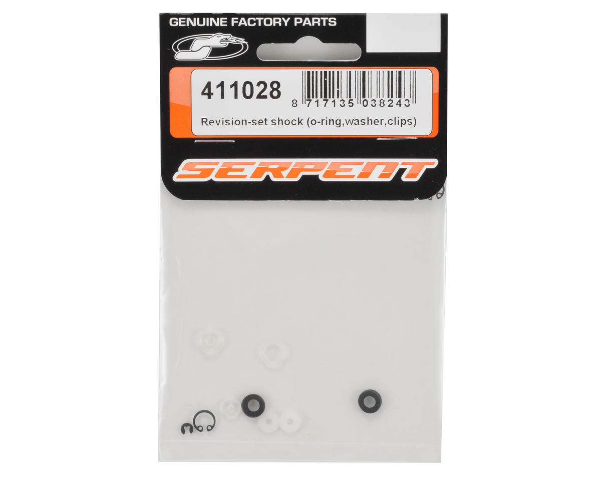 Serpent Shock Rebuild Kit