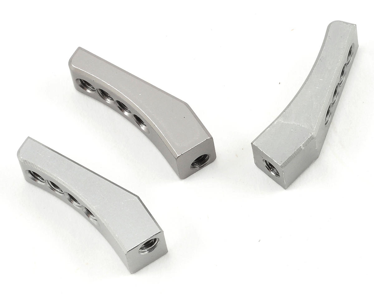 Serpent Aluminum Servo Mount Set (3)