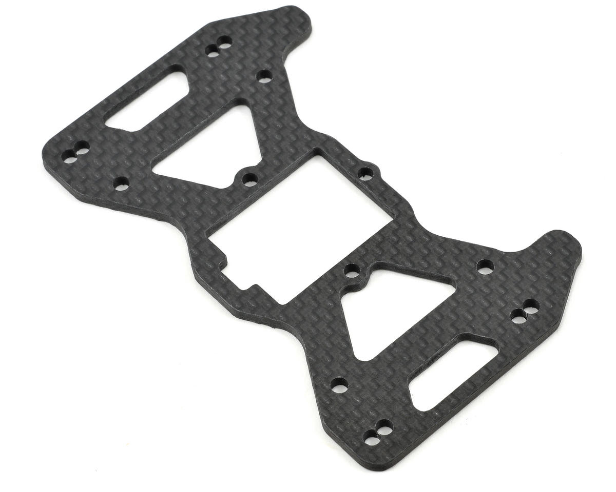 Serpent Carbon Front Suspension Plate