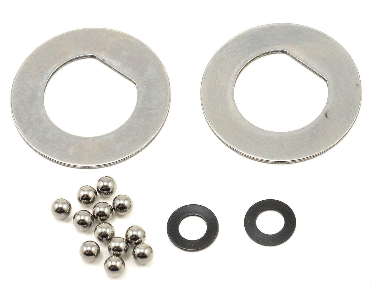 Serpent S120LTX Differential Rebuild Set