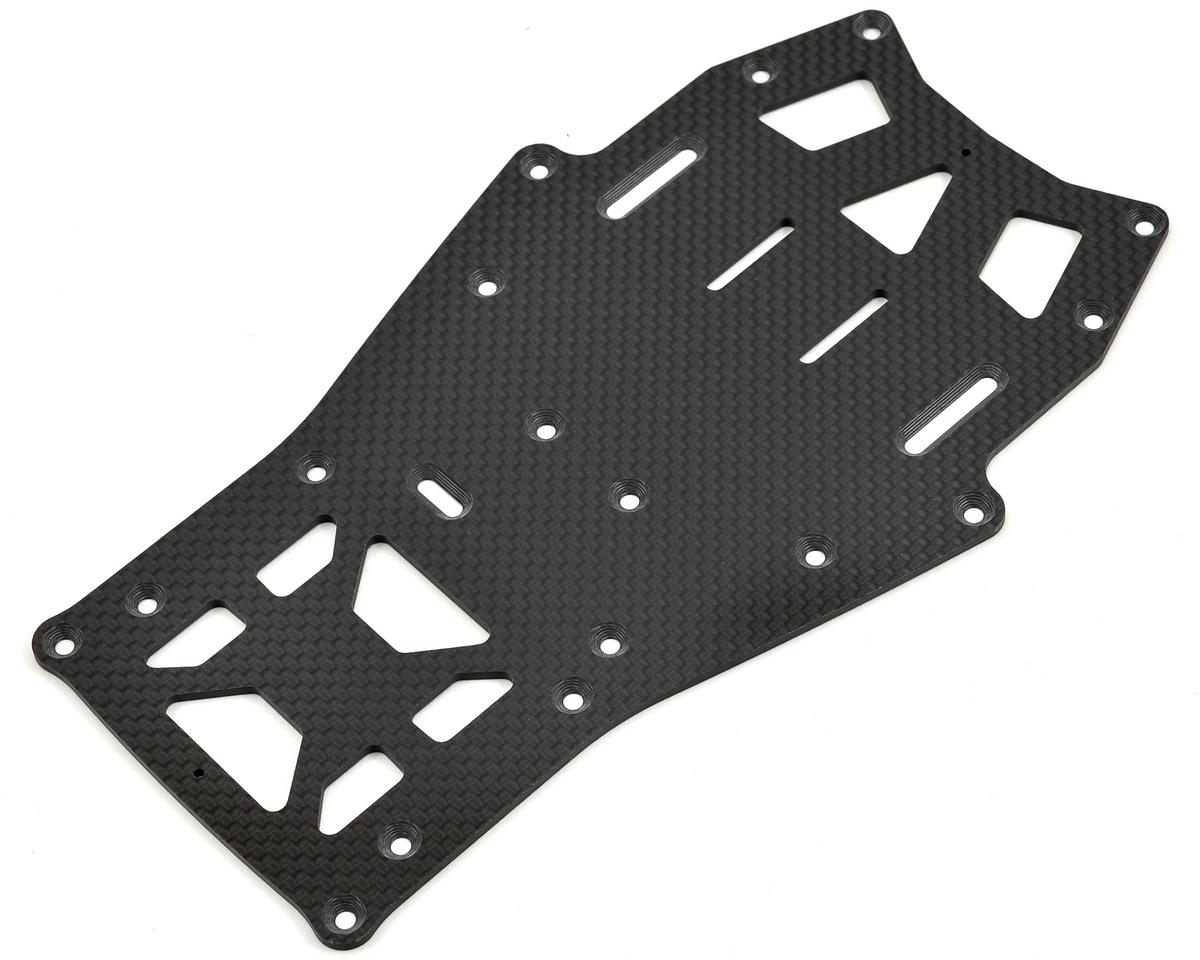 Serpent S120 LTR 2mm Carbon Chassis