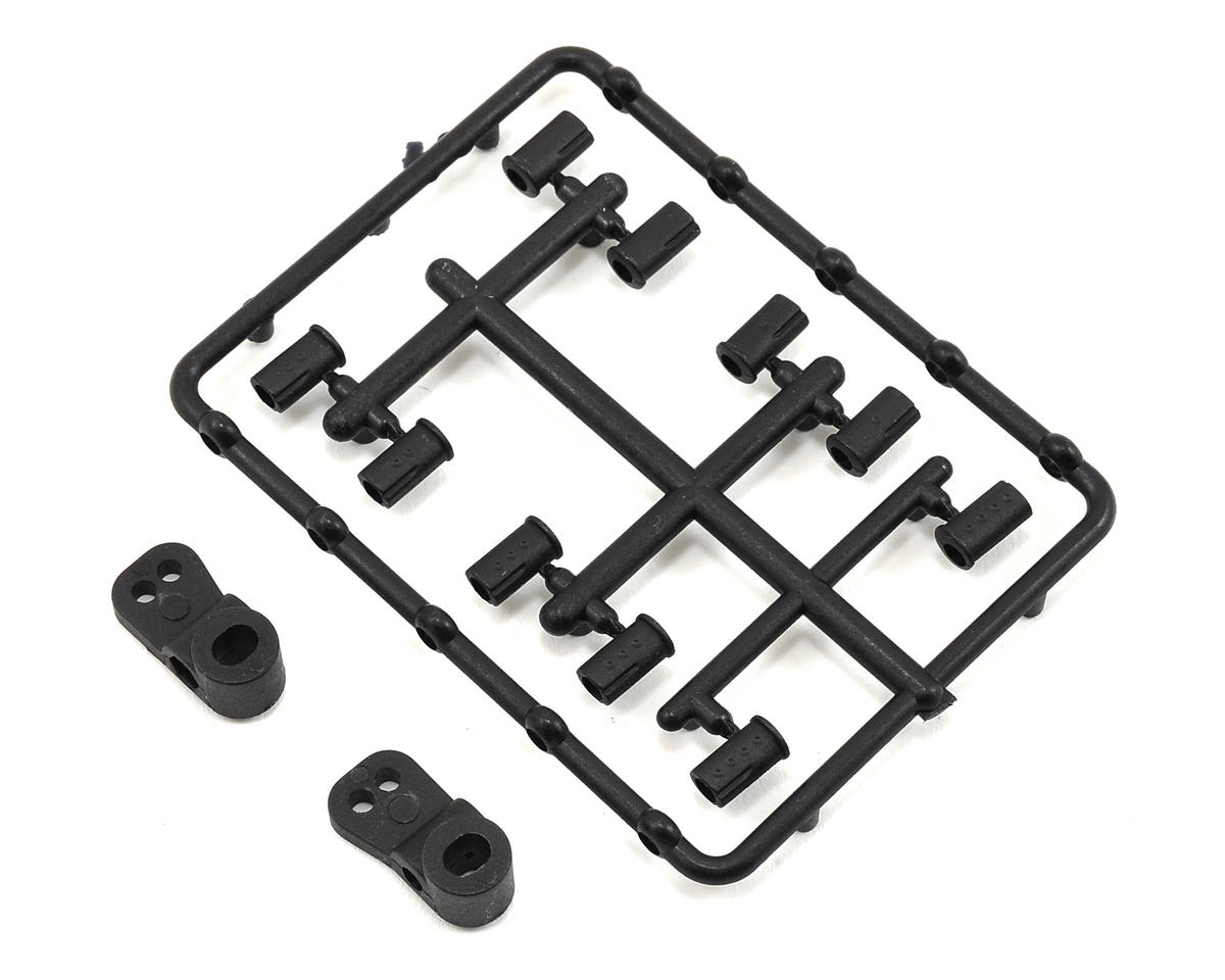 Serpent S120LTR Steering Block & Insert Set