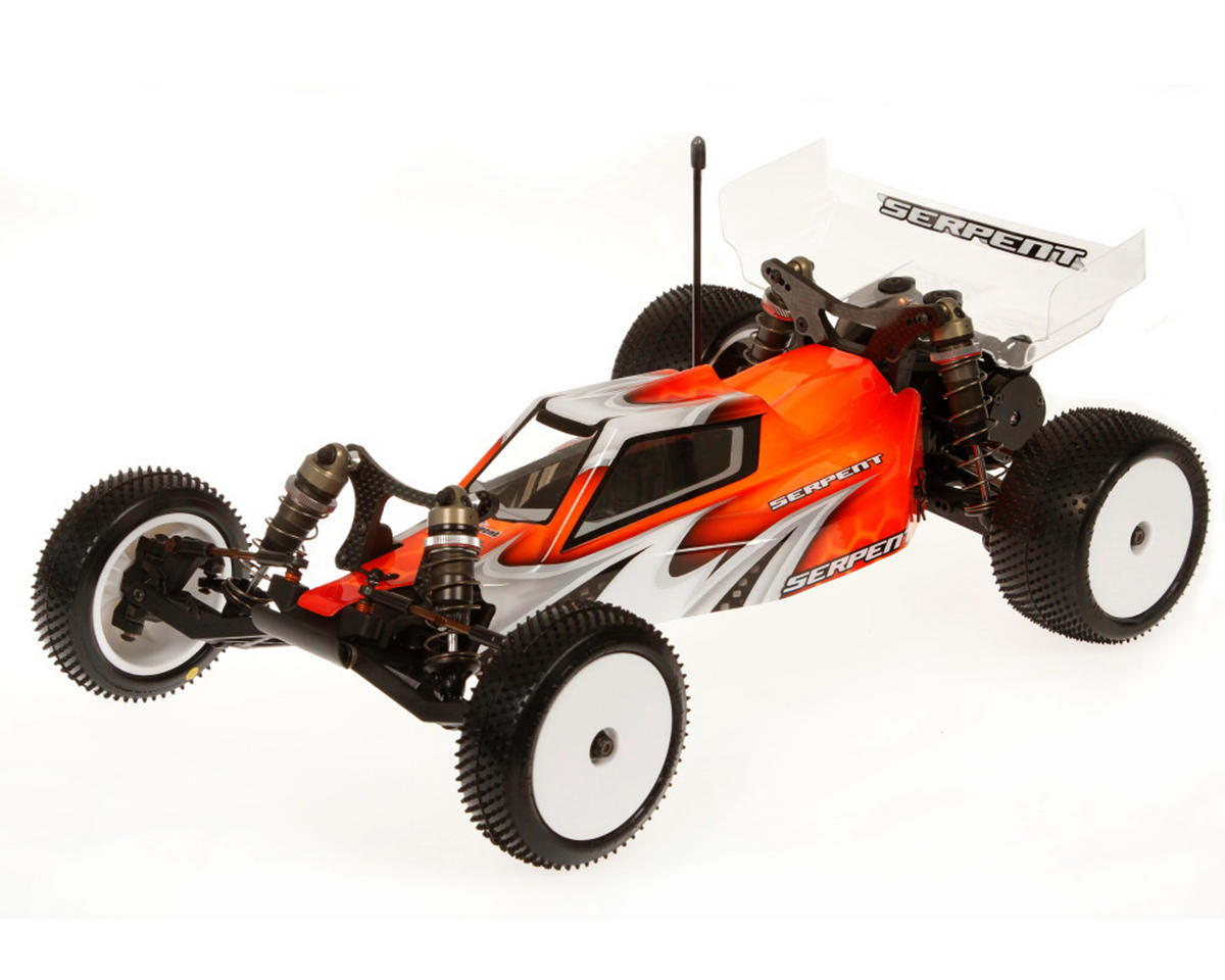 Spyder SRX-2 RM Rear Motor 2WD Competition Electric Buggy Kit by Serpent