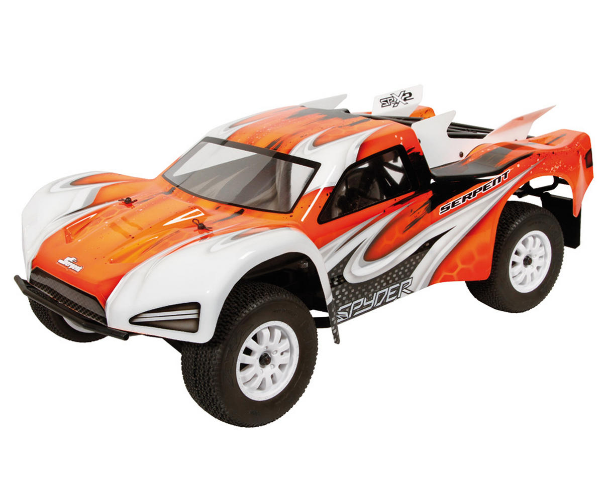 Spyder SRX-2 SC 1/10 Electric 2WD Short Course Truck Kit