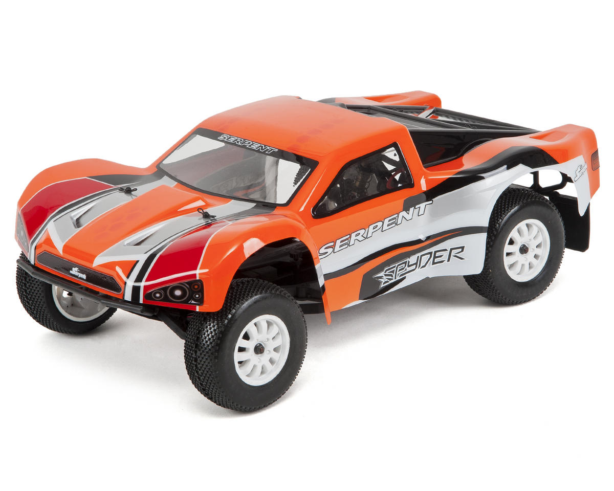 Spyder SRX-2 RM SC 1/10 Electric 2WD RTR Short Course Truck