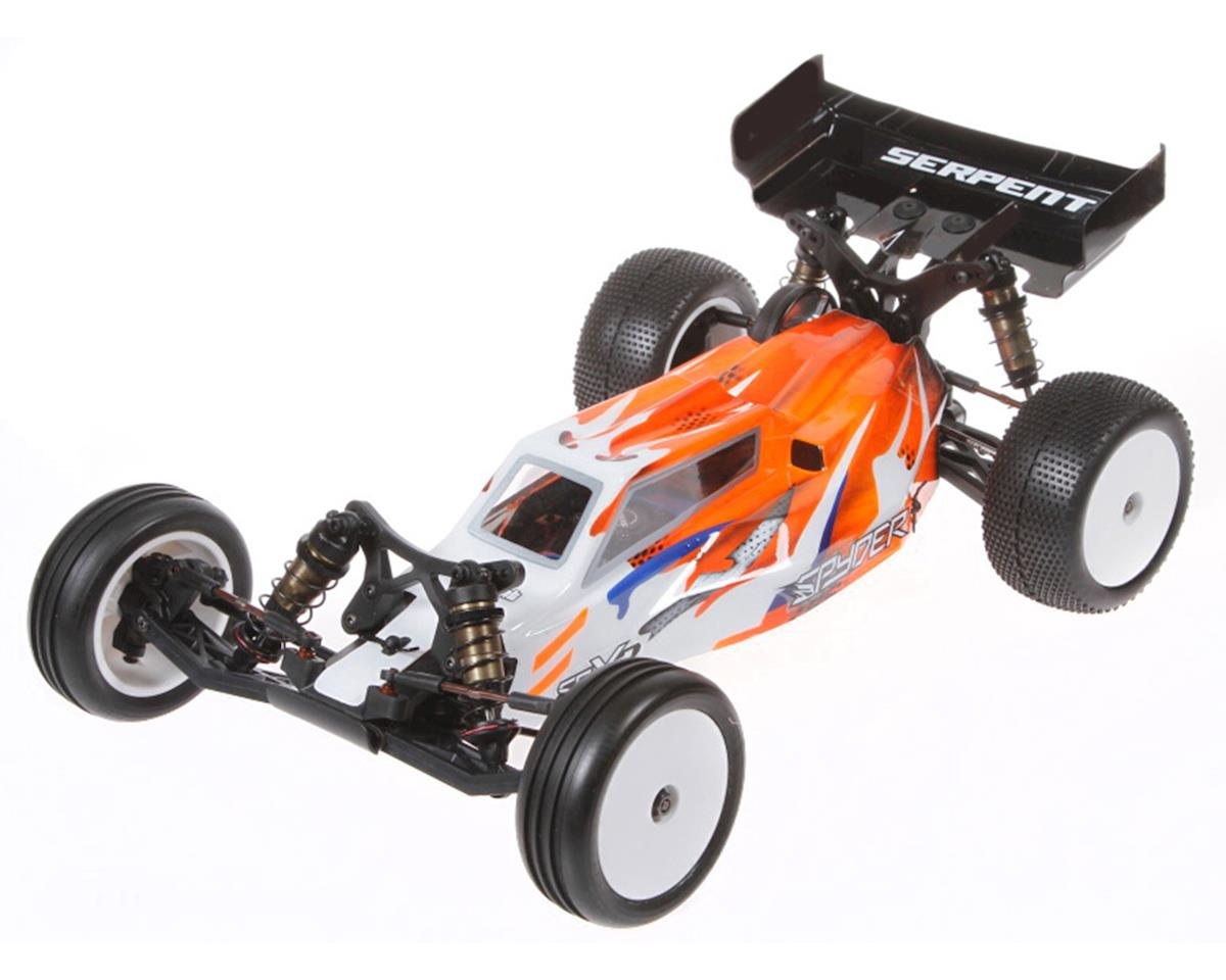 Serpent Spyder SRX-2 MH Mid-Motor Hybrid 2WD Electric Buggy Kit