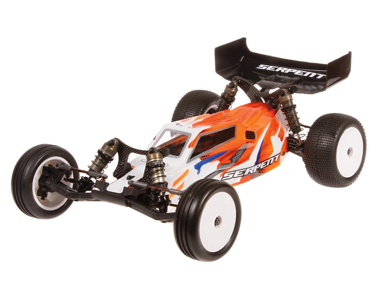 Serpent Spyder SRX-2 MHT Team Edition Mid-Motor Hybrid 2WD Electric Buggy Kit