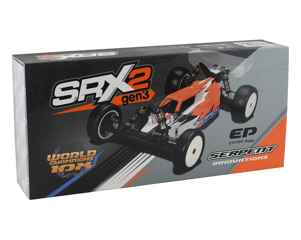 Image 4 for Serpent Spyder SRX-2 Gen3 Mid-Motor 2WD Electric Buggy Kit