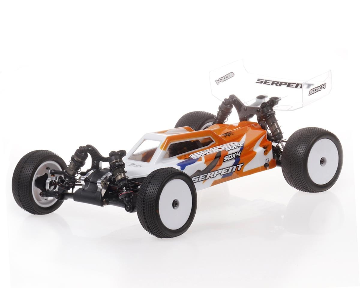 Spyder SDX-4 1/10 4WD Electric Buggy Kit by Serpent
