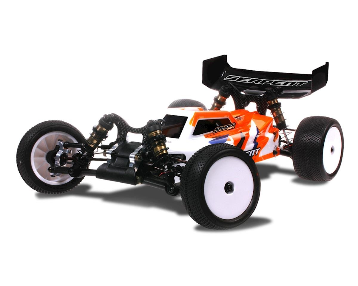 Serpent Spyder SDX-4 EVO 1/10 4WD Electric Buggy Kit