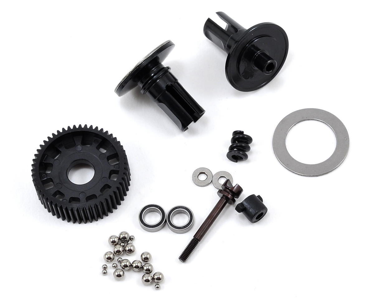 Serpent Spyder Ball Differential Set