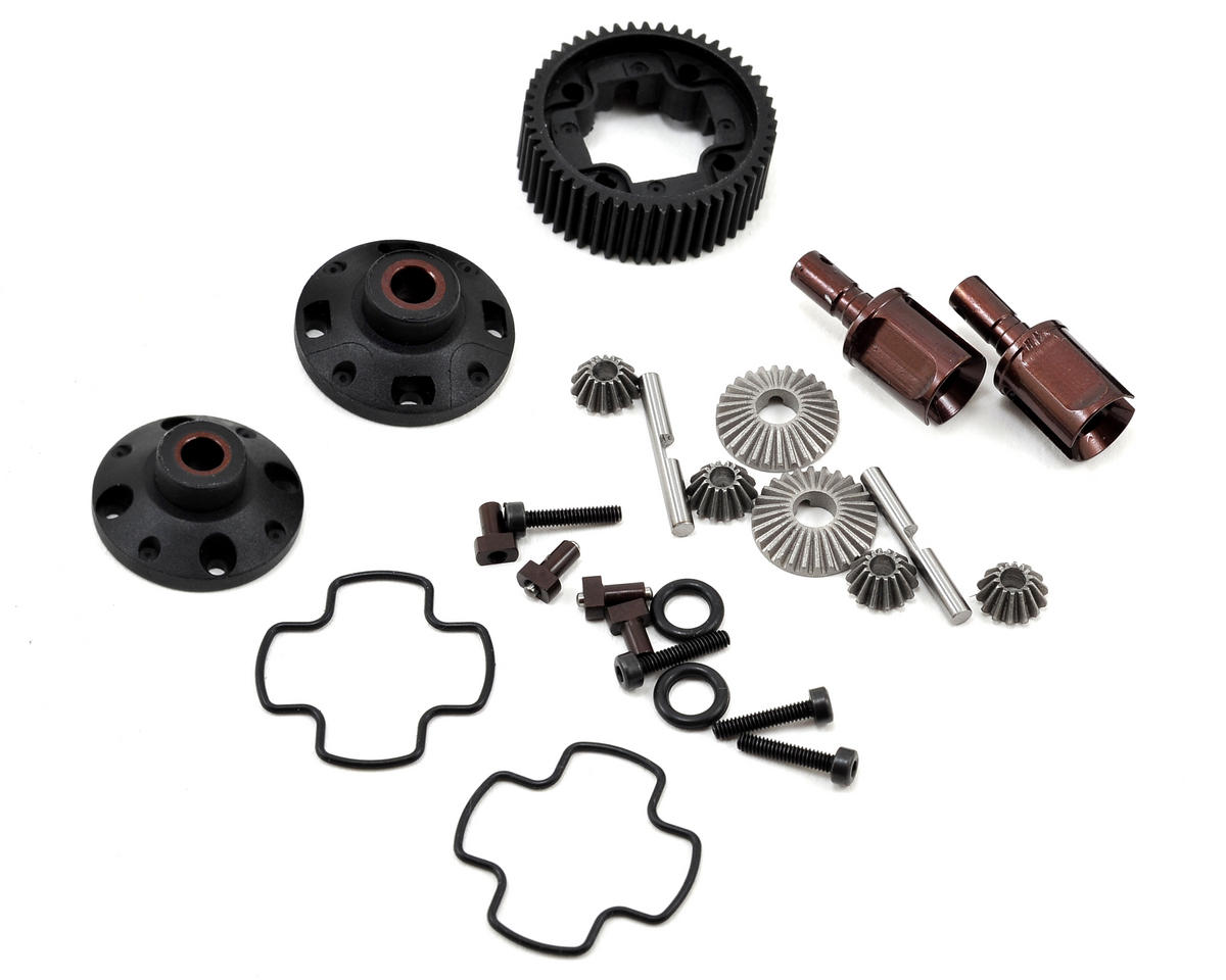Serpent Spyder SRX-2 MM SRX 2 Gear Differential Set
