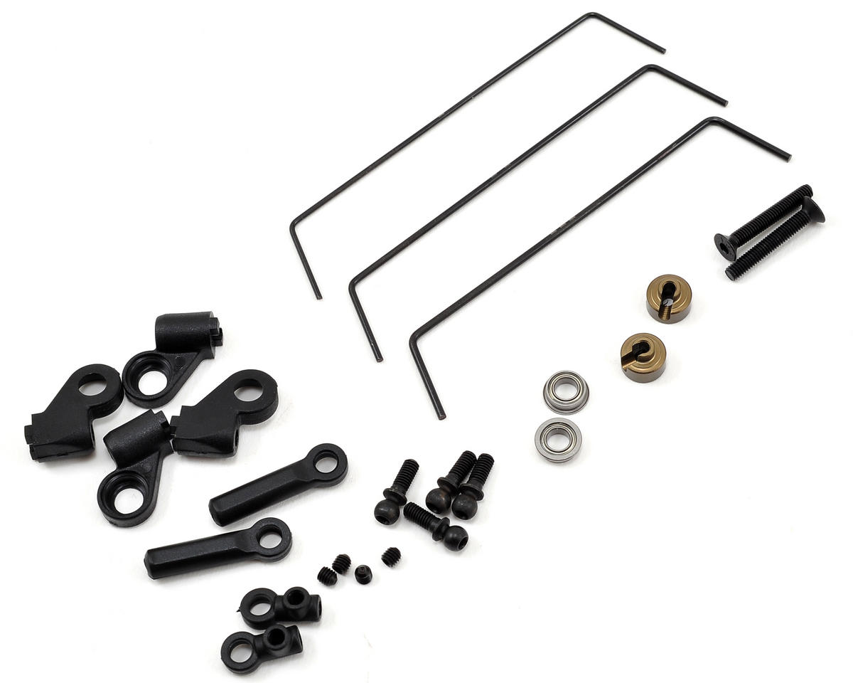 Serpent SRX2 RM Rear Antiroll Bar Set