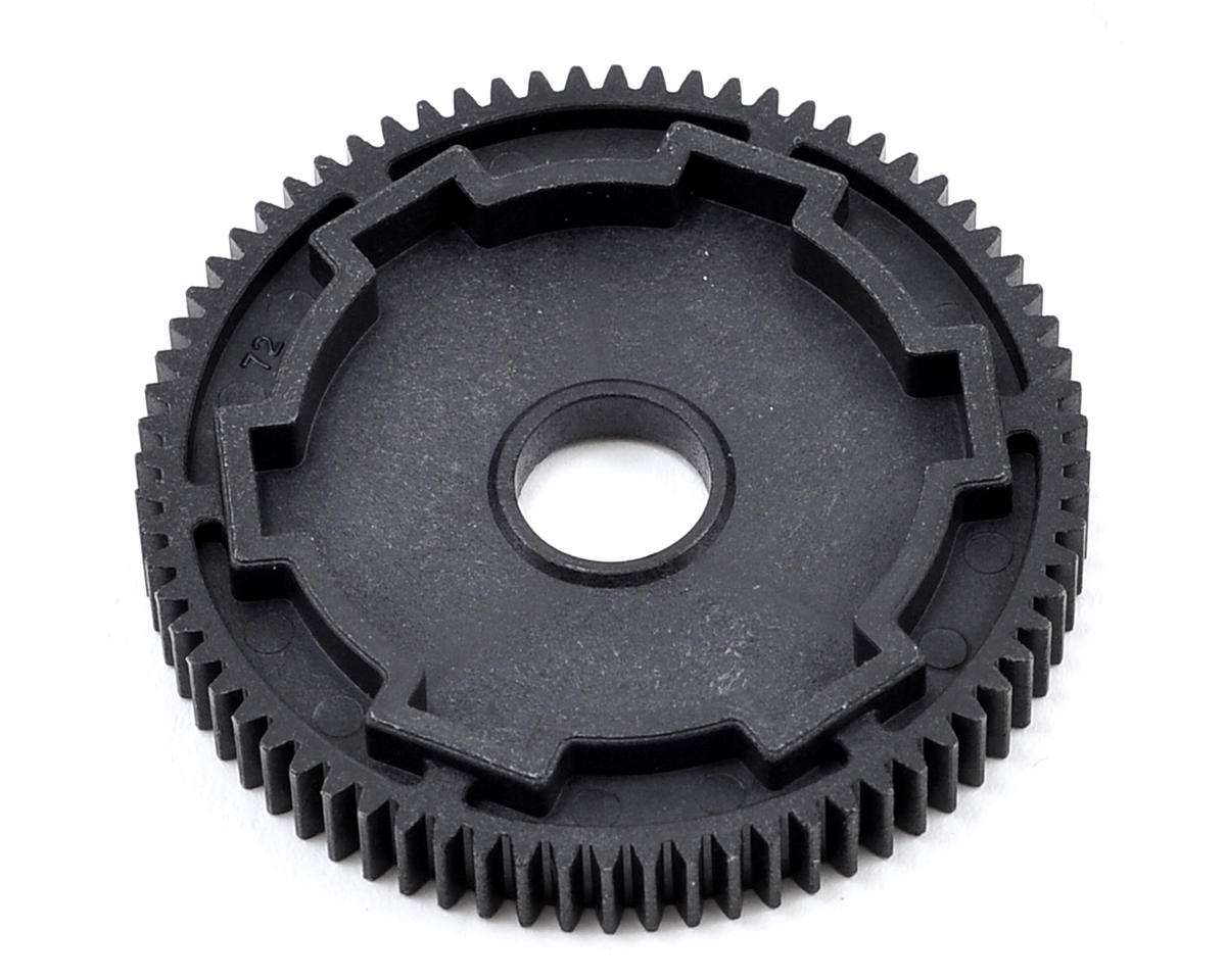 48P Slipper Spur Gear (72T) by Serpent