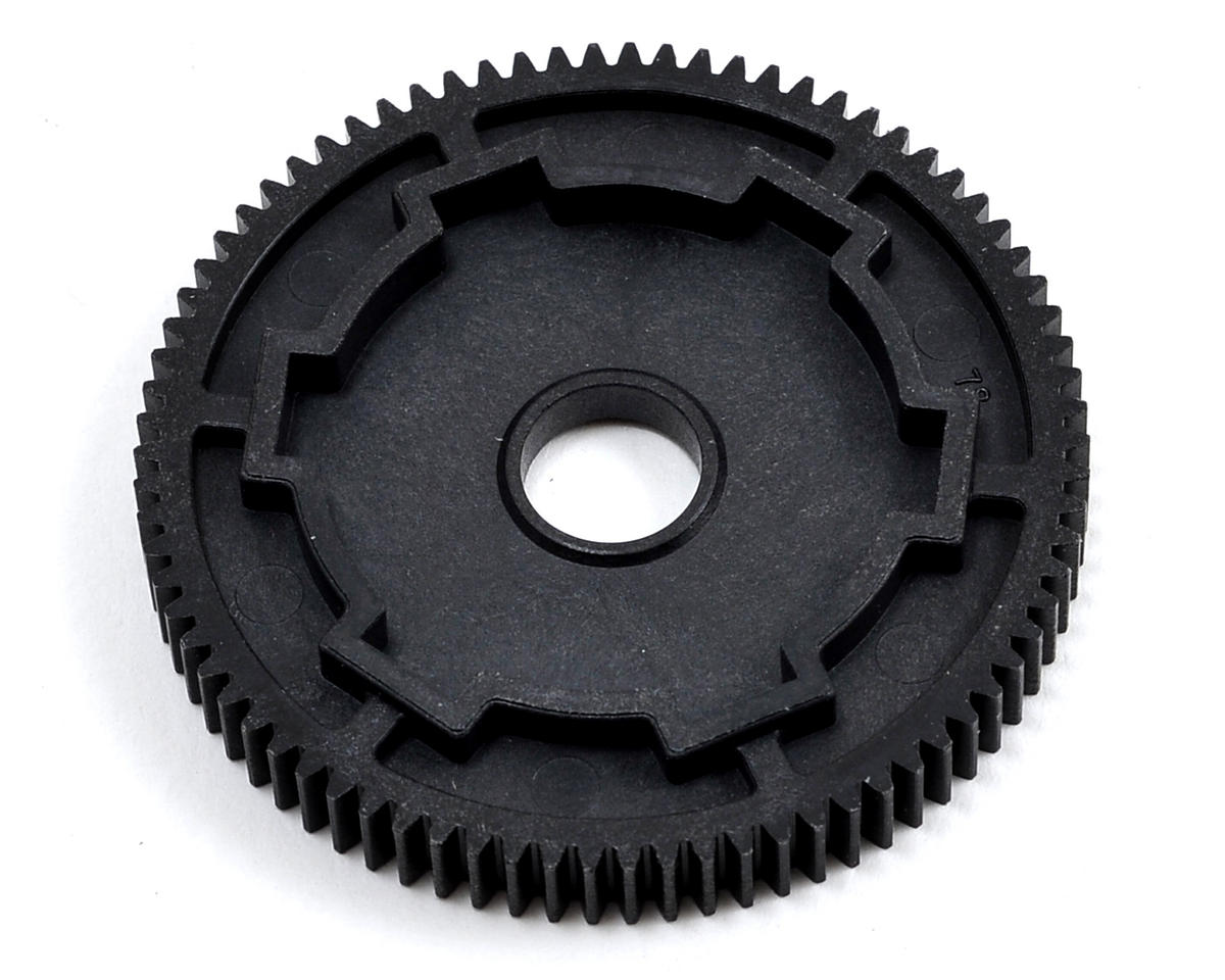 48P Slipper Spur Gear (78T) by Serpent