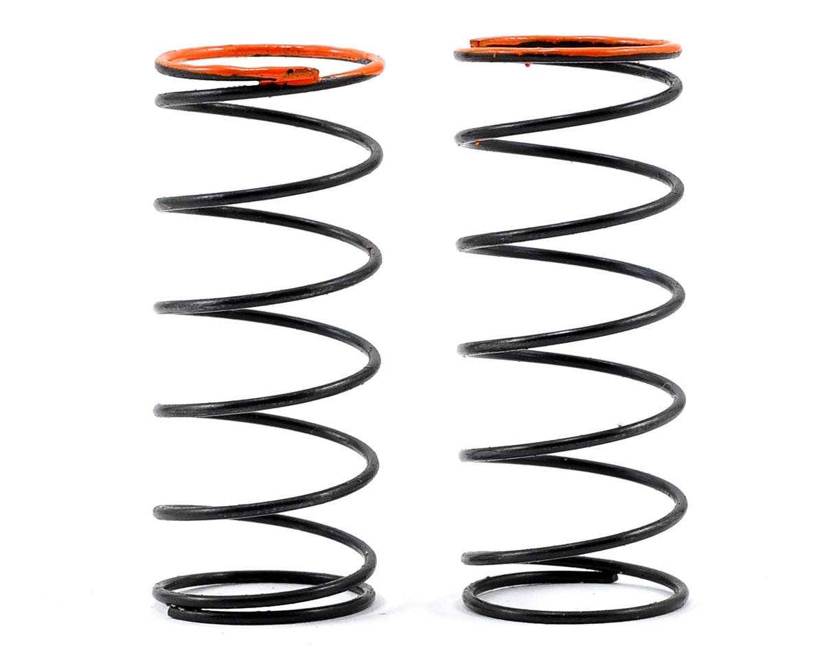 Front Shock Spring (Orange - 2.87lbs) (2) by Serpent
