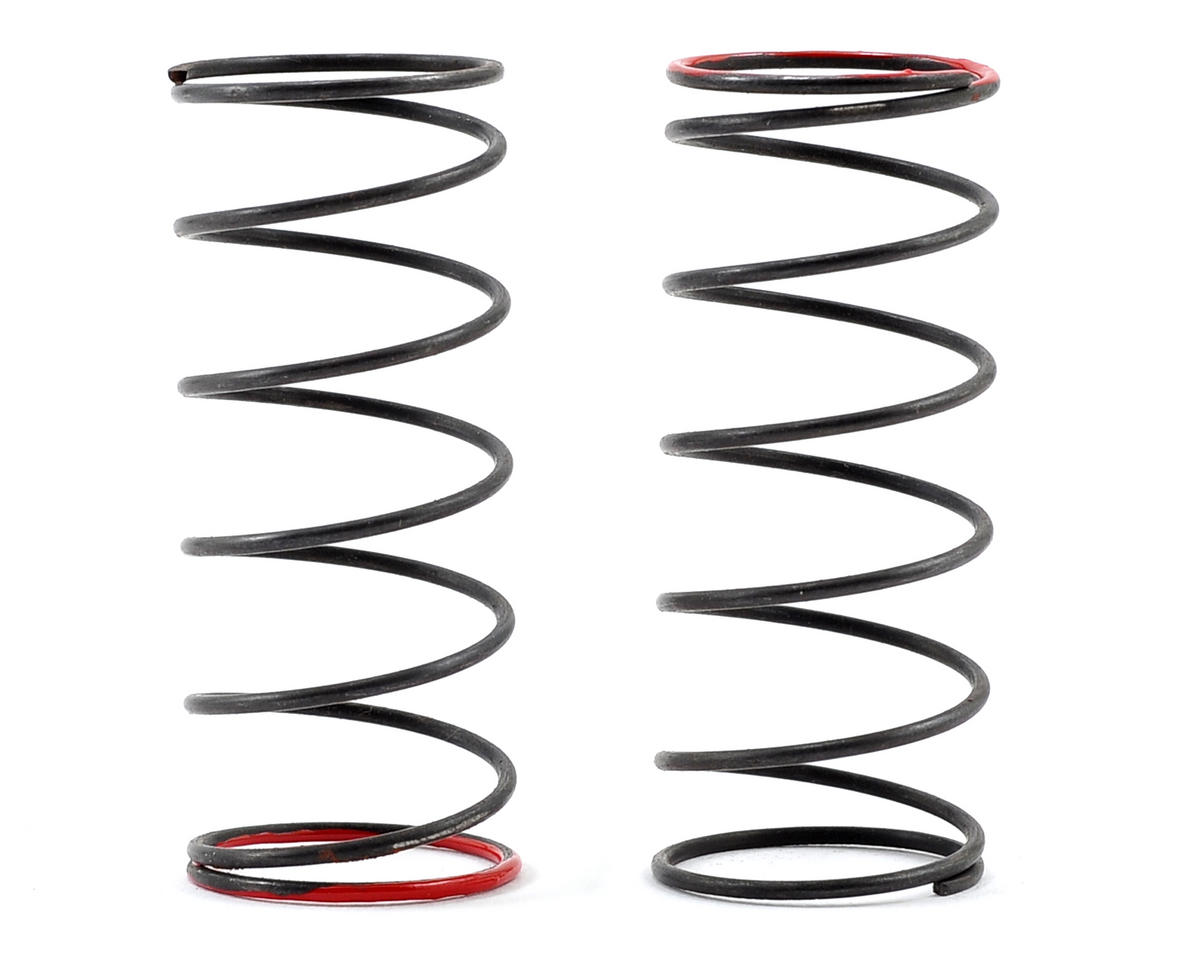 Serpent Front Shock Spring (Red - 3.0lbs) (2)
