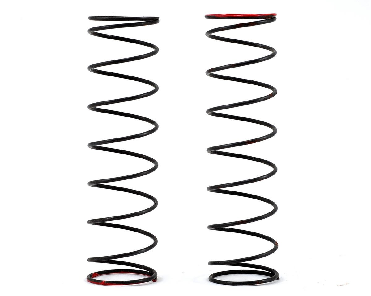 Serpent Rear Shock Spring (Red - 2.1lbs) (2)