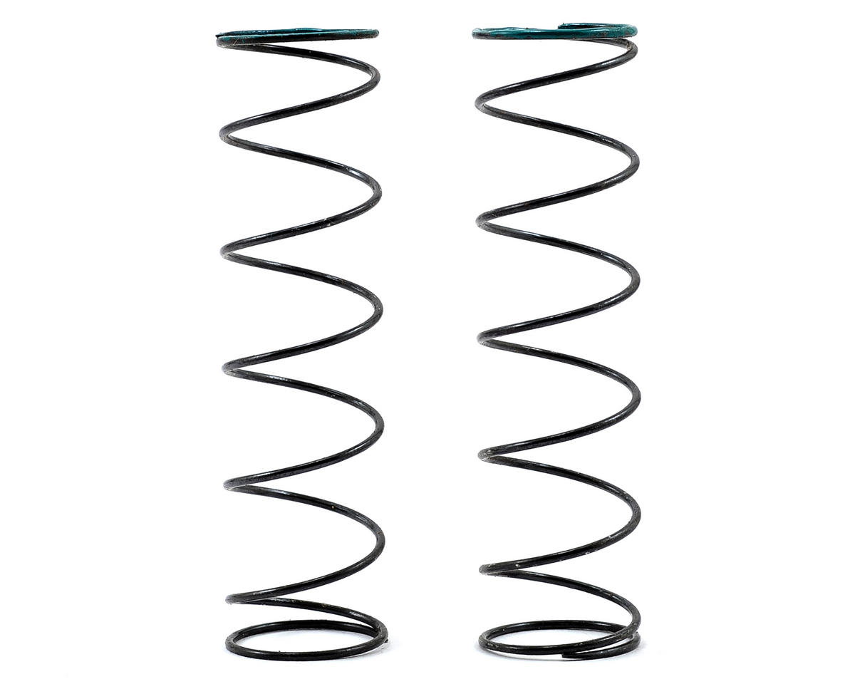 Serpent Rear Shock Spring (Green - 2.5lbs) (2)